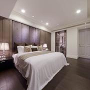 卧室简约风格餐厅灯饰装饰