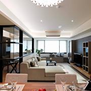 美观的客厅吊顶设计图