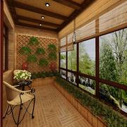 阳台榻榻米装潢设计