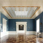 欧式风格别墅集成吊顶装饰