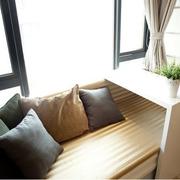 日式原木榻榻米装饰