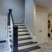 北欧风格小户型简约风格楼梯装饰