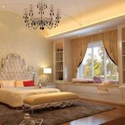 飘窗设计卧室设计