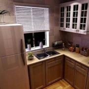 小户型欧式厨房装饰