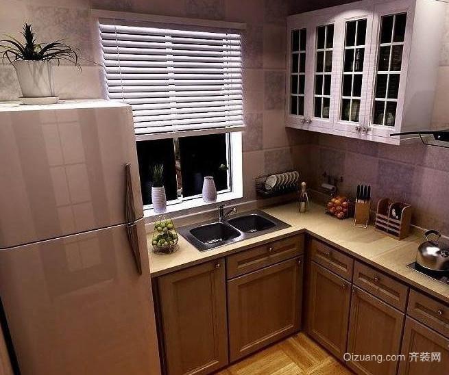 30平米欧式厨房装修效果图