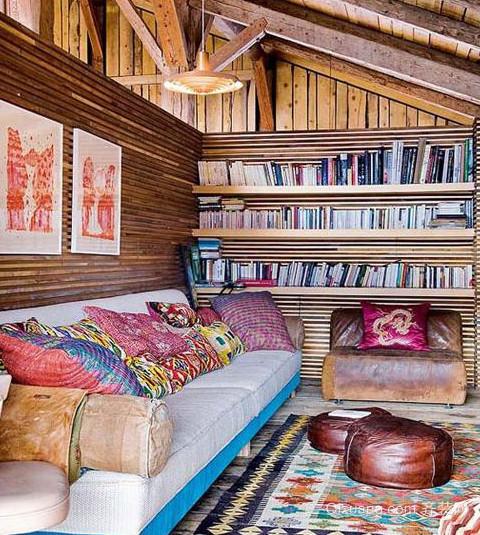 独栋木屋别墅装修设计效果图