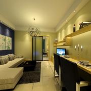 两室一厅简约风格客厅装饰