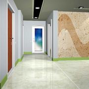 现代简约风格室内玄关装饰