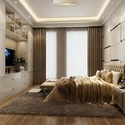 欧式风格奢华卧室整体橱柜装饰