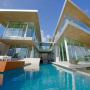 别墅游泳池奢华版