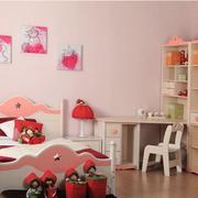 暖色调卧室设计