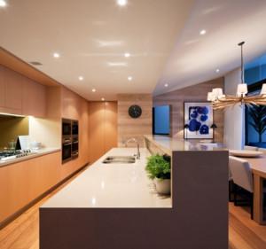 小户型6平米开放式厨房装修效果图
