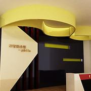 后现代风格创意形象墙装饰