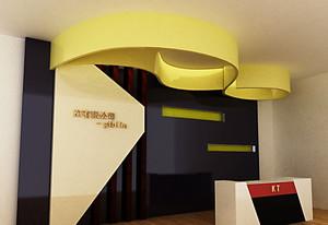 大气形象墙设计效果图欣赏