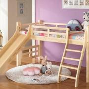 孩子们喜欢的实木床
