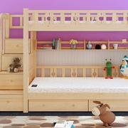 简约小清新实木儿童床