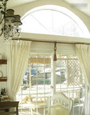70平米韩式客厅飘窗装修效果图