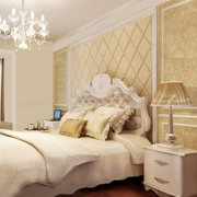 精美卧室淡雅色
