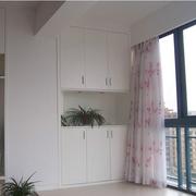 现代简约风格阳台橱柜装饰