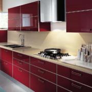 厨房橱柜欧式经典款