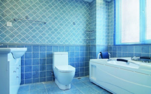地中海卫生间瓷砖装饰