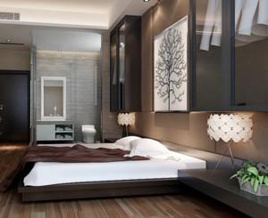 小户型卧室韩式款