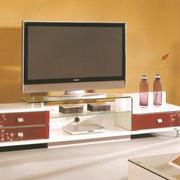 现代清新风格电视柜装饰