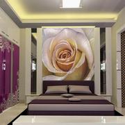 后现代风格卧室3D背景墙装饰