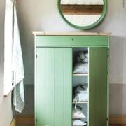 北欧风格清新柜子装饰