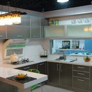 简约风格小户型厨房装饰