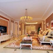 欧式豪华造型墙面设计
