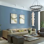 混搭风格简约沙发背景墙装饰