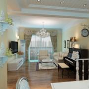 两室一厅简约风格韩式飘窗装饰
