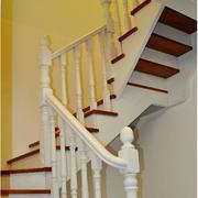 欧式简约风格阁楼楼梯装饰