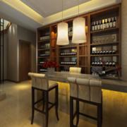 酒柜设计造型图