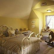 欧式风格奢华床饰儿童房装饰