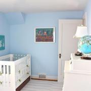 儿童房简约风格衣柜装饰