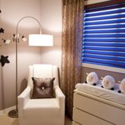 现代简约风格儿童房沙发装饰