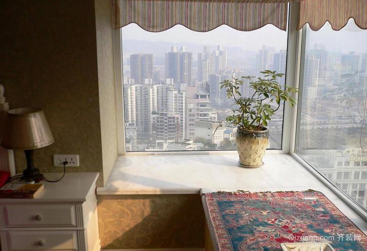 2015客厅及卧室飘窗效果图