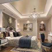 富丽堂皇的卧室