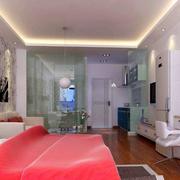 欧式奢华风格公寓卧室装饰