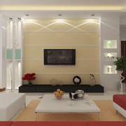 现代简约风格电视墙装饰