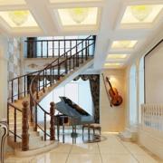 美观的楼梯整体设计