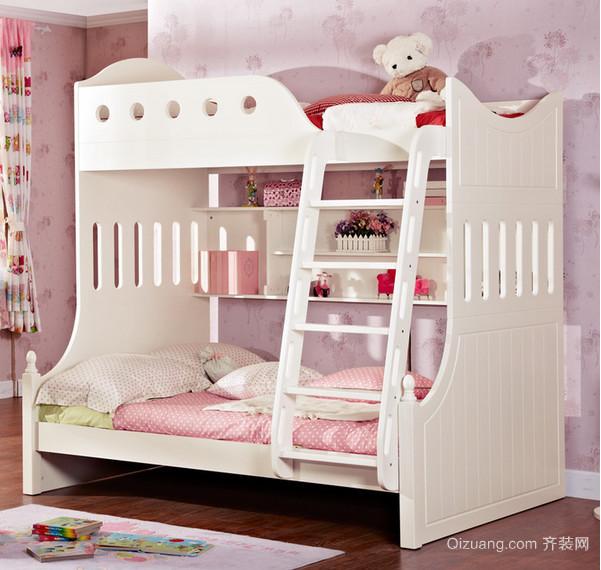 儿童高低床图片集锦