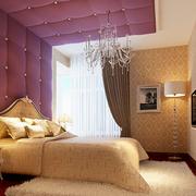 欧式风格简约卧室电视背景墙装饰