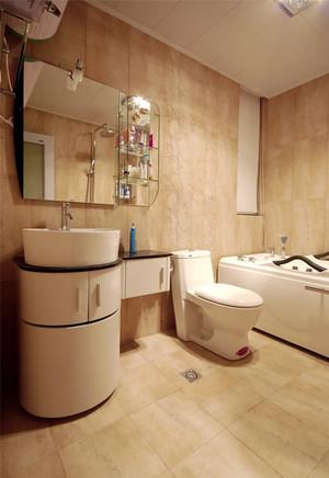 三室两厅卫生间装修效果图