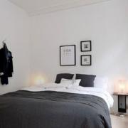 新款公寓白色优雅卧室图例