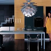 厨房橱柜欧式家用款