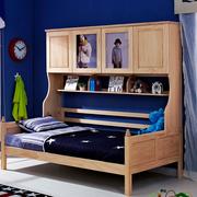 简单精巧的实木床