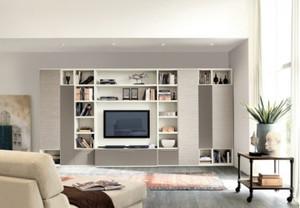 让观影更加身临其境的客厅电视墙